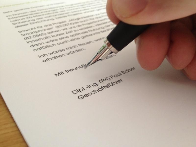 Gruendung-Unterschrift