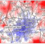 Frankfurt-Taunusturm-Colormap-bwr