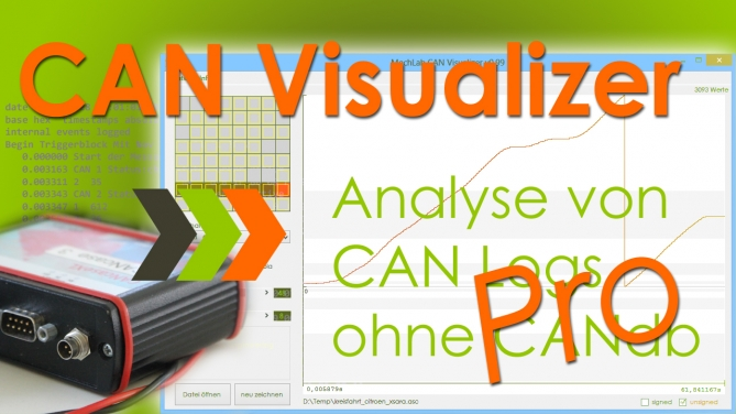 CAN Visualizer Pro