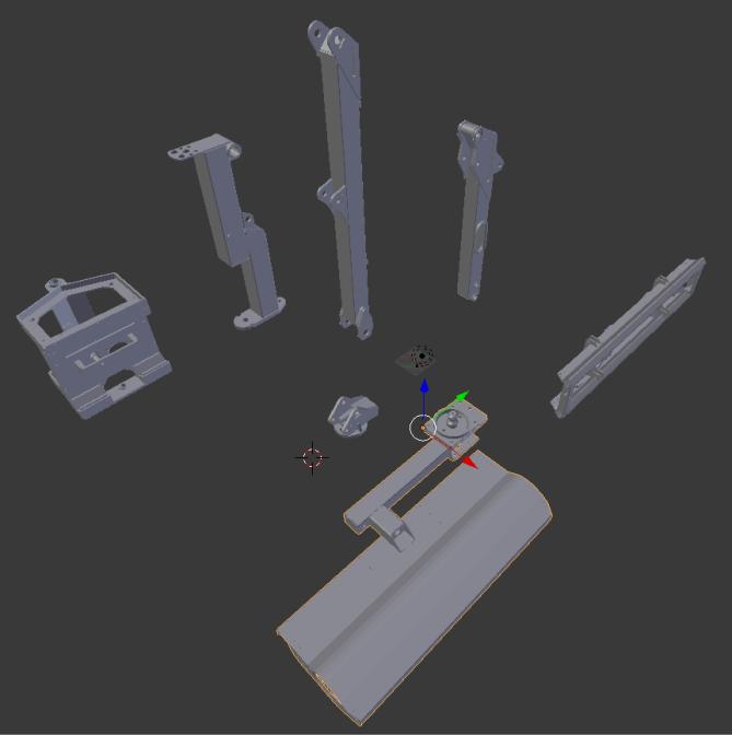 CAD-Teile