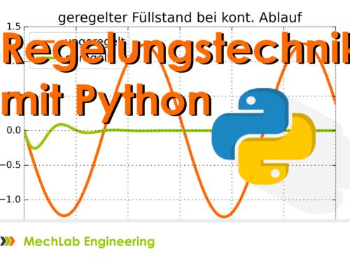 Reglerauslegung mit Python Control Systems Library