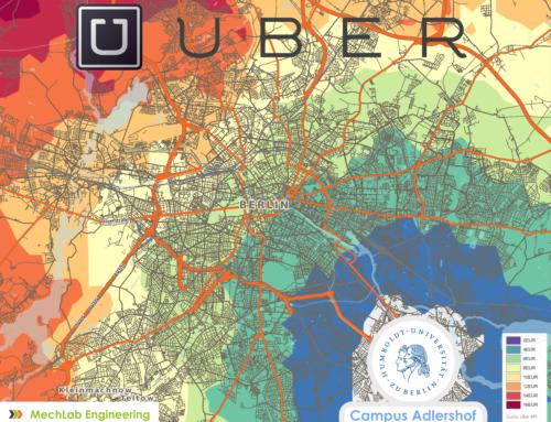 Uber Pricing Heatmap